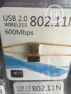 USB 2.0 Wireless 600mbps Adapter | Networking Products for sale in Lagos State, Ikeja