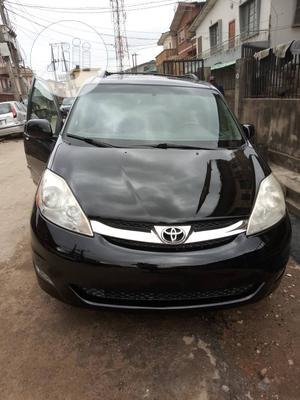 Toyota Sienna 2008 XLE Limited 4WD Blue | Cars for sale in Lagos State, Amuwo-Odofin