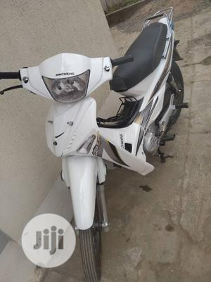 Jincheng JC 125 B 2019 White | Motorcycles & Scooters for sale in Oyo State, Ibadan