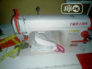 Two 🦁 Lion Industrial Straight Sewing Machine | Home Appliances for sale in Lagos State, Mushin