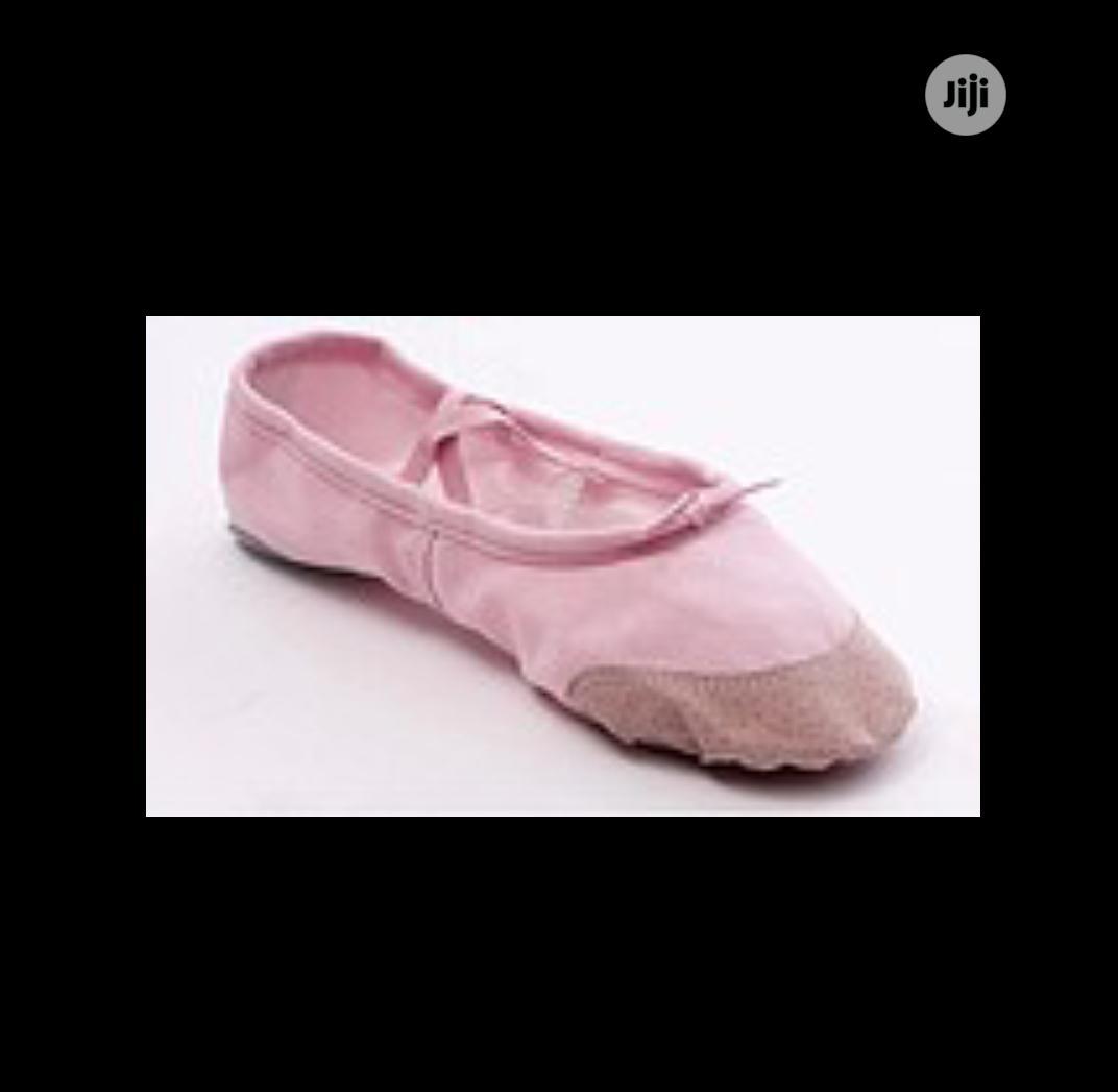 Archive: Ballet Shoe