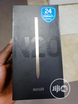 New Samsung Galaxy Note 20 256 GB Gold   Mobile Phones for sale in Abuja (FCT) State, Wuse 2