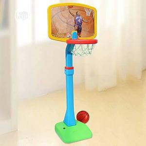 Plastic Kids Basketball Stand | Sports Equipment for sale in Lagos State, Lagos Island (Eko)