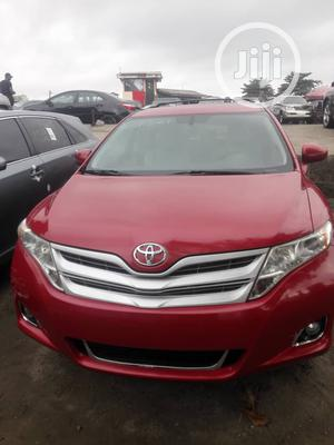 Toyota Venza 2012 V6 Red   Cars for sale in Lagos State, Apapa