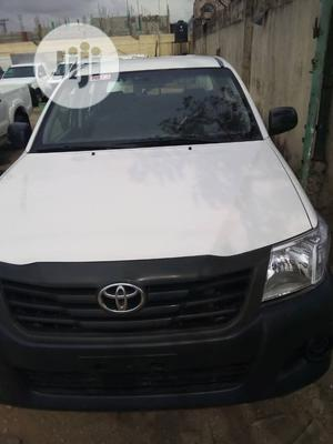 Toyota Hilux 2013 White | Cars for sale in Lagos State, Surulere