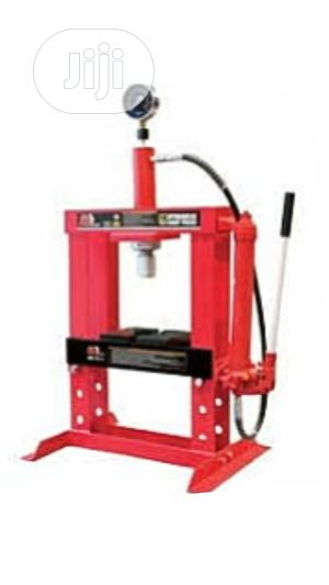 Hydraulic Shop Press 10ton | Manufacturing Equipment for sale in Lagos State, Ikeja
