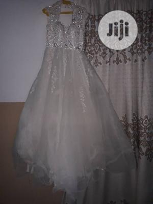 Classic Neat Clean Wedding Gown   Wedding Wear & Accessories for sale in Lagos State, Alimosho