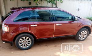 Ford Edge 2008 SE 4dr FWD (3.5L 6cyl 6A) Red | Cars for sale in Delta State, Oshimili South