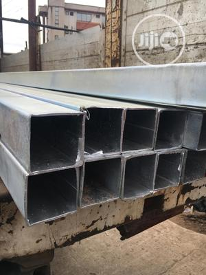 Galvanized Square Pipes | Building Materials for sale in Lagos State, Alimosho