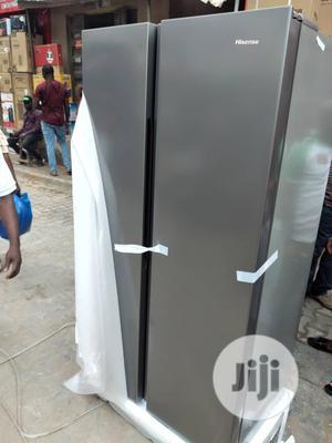 Brand New Hisense(Ref67wsi)516L,Side by Side Fridge,Extenal, | Kitchen Appliances for sale in Lagos State, Ojo
