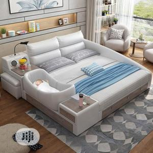 Contemporary Sofa's Beds With Baby Cot | Children's Furniture for sale in Lagos State, Lekki