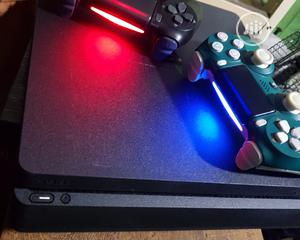 Slim Playstation 4   Video Game Consoles for sale in Oyo State, Ido