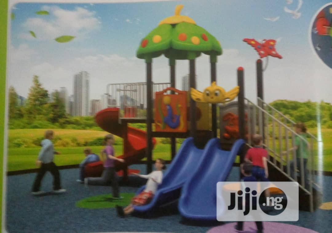 Playsystem 2 Playground Equipment