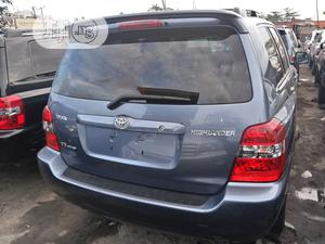 Toyota Highlander 2006 Limited V6 Gray   Cars for sale in Lagos State, Apapa