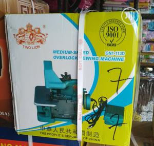 Two Lion Overlock Weaving Machine   Home Appliances for sale in Lagos State, Ikorodu