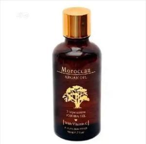 Moroccan Argan Oil With Vitamin C - 50ml | Skin Care for sale in Lagos State, Amuwo-Odofin