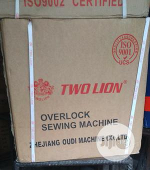 Two Lion Overlock Sewing Machine | Home Appliances for sale in Lagos State, Ikorodu