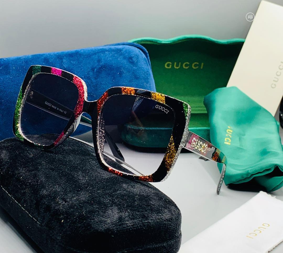 Original Gucci Sunglasses Brown
