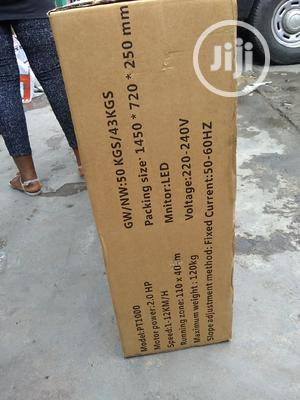 Premium Quality 2hp Treadmill With Massager, Dumbbell & Mp3   Sports Equipment for sale in Lagos State, Ikotun/Igando
