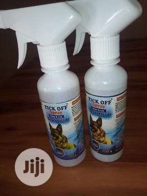 Tick-off Spray | Pet's Accessories for sale in Abuja (FCT) State, Galadimawa