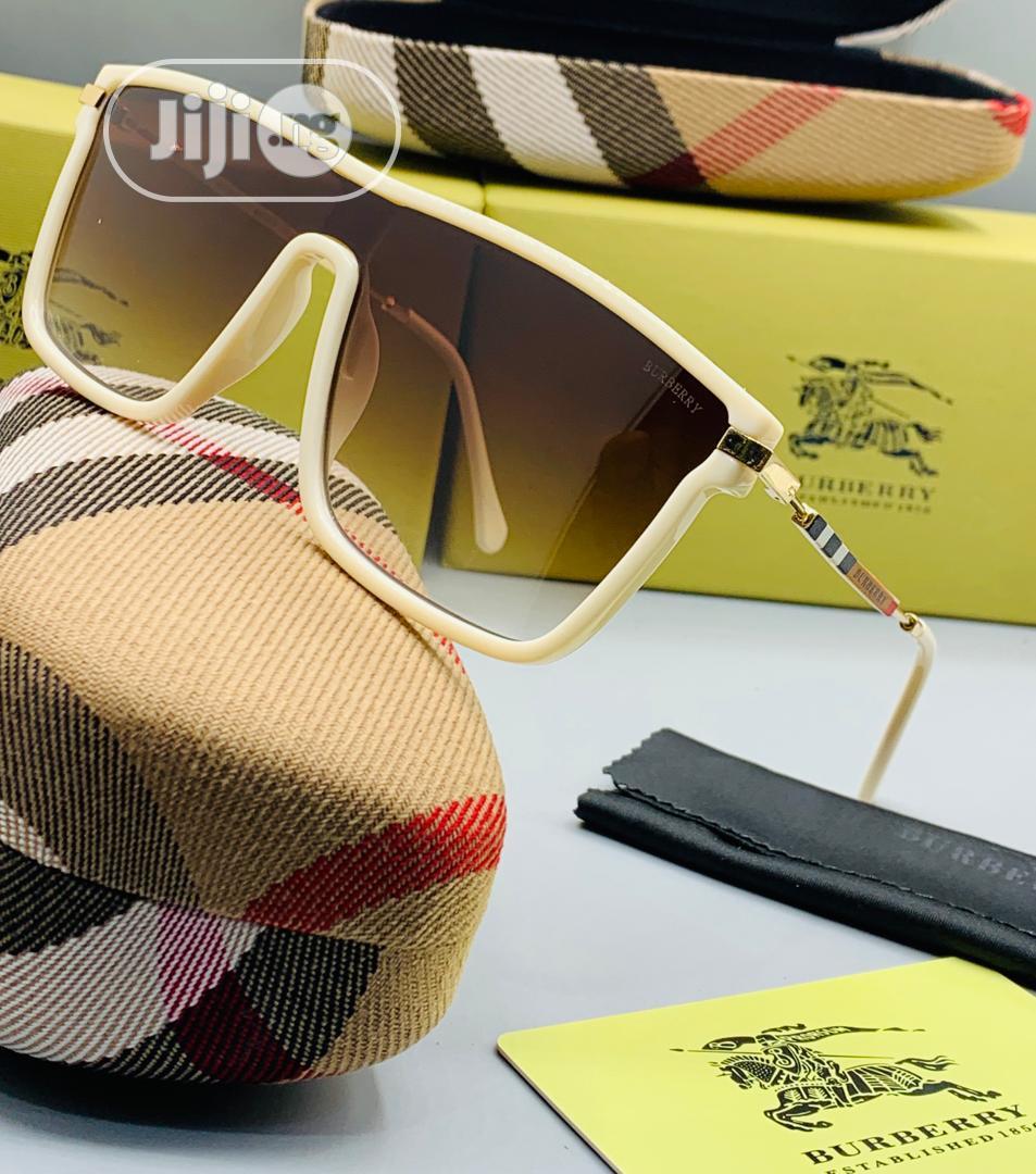 Original Burberry Sunglasses Brown
