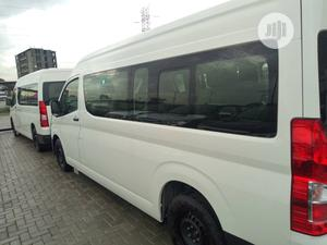 New Toyota Hiace Bus 2020 White | Buses & Microbuses for sale in Lagos State, Amuwo-Odofin