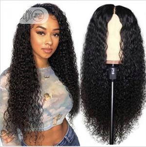 Long Curly Wig With Closure | Hair Beauty for sale in Ogun State, Ado-Odo/Ota