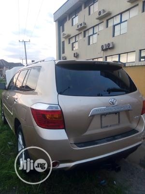 Toyota Highlander 2010 Limited Gold | Cars for sale in Rivers State, Port-Harcourt