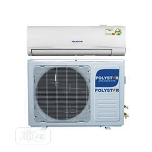 Polystar 1HP Split Unit AC Fast Cooling + Installation Ki   Home Appliances for sale in Lagos State, Ikeja