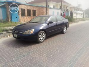 Honda Accord 2006 2.0 Comfort Automatic Blue   Cars for sale in Lagos State, Ajah