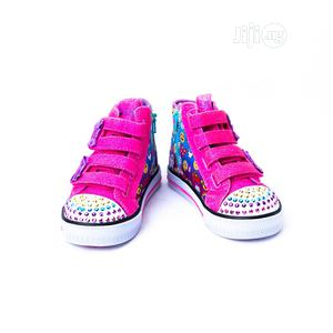 Skechers High Top Sneakers | Children's Shoes for sale in Lagos State, Surulere