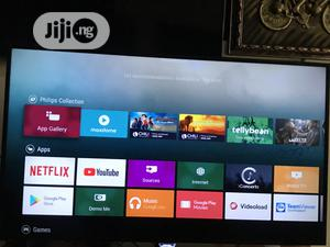 50 Inch Philips Android UHD 4K Smart Tv | TV & DVD Equipment for sale in Abuja (FCT) State, Apo District