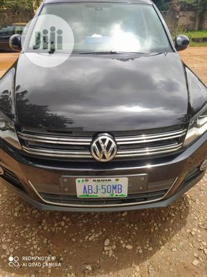 Volkswagen Tiguan 2016 R-Line AWD 4MOTION Black   Cars for sale in Abuja (FCT) State, Garki 2