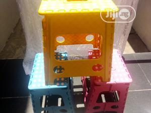 High Stool( Foldable) | Children's Furniture for sale in Ogun State, Sagamu