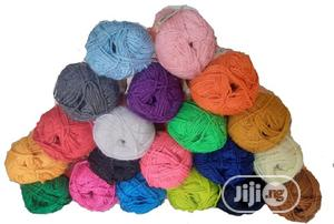 20 Pieces Colorful Knitting Yarn | Arts & Crafts for sale in Lagos State, Ojodu