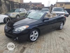 Toyota Solara 2005 Black | Cars for sale in Lagos State, Amuwo-Odofin