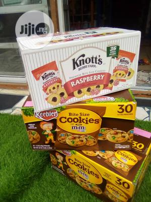 Knots Raspberry Cookies   Meals & Drinks for sale in Lagos State, Gbagada