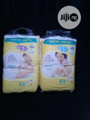 ASDA Little Angels Jumbo Size 1 & 2 | Baby & Child Care for sale in Lagos State, Ifako-Ijaiye