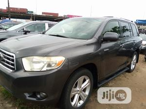 Toyota Highlander 2008 Limited Gray | Cars for sale in Lagos State, Apapa