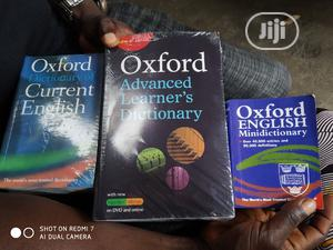 Oxford Advance Learner Dictionary Good Quality 1pcs | Books & Games for sale in Lagos State, Lagos Island (Eko)