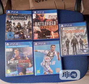 PS4 Game Selection | Video Games for sale in Lagos State, Ikeja