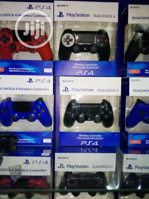 Ps4 Wireless Pad   Video Game Consoles for sale in Lagos State, Ikeja