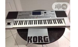 Used Korg Pa 80 Workstation Keyboard   Musical Instruments & Gear for sale in Lagos State, Ikeja
