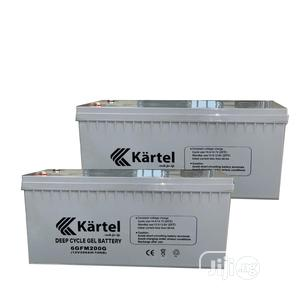 We Sell Deliver Install Quality 200ah/12v Inverter Batteries   Solar Energy for sale in Lagos State, Agege