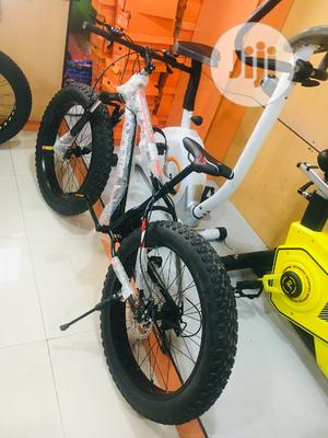 American Standard Big Tyre Hummer Bicycle   Sports Equipment for sale in Lagos State, Oshodi