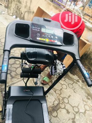 2hp Treadmill With Massager & Mp3   Sports Equipment for sale in Lagos State, Ojota