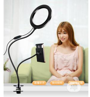 Awesome Selfie Light Ring With Phone Holder   Accessories for Mobile Phones & Tablets for sale in Rivers State, Port-Harcourt