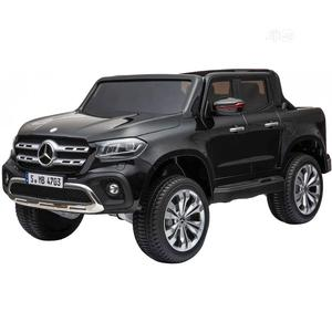 12V Mercedes Benz X Class Kid Car - Universal D111   Toys for sale in Lagos State, Alimosho