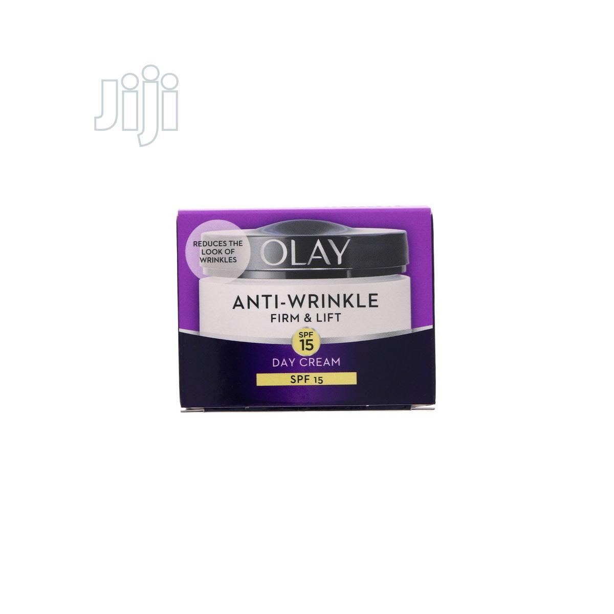 Olay Anti-Wrinkle Firm Lift SPF 15 Day Cream 50ml