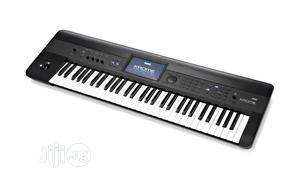 New Korg Krome 61 Workstation Keyboard   Musical Instruments & Gear for sale in Lagos State, Ikeja